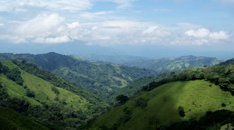 Costa Rica Coffee Mountains©